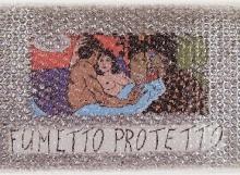 2006 fumetto protetto