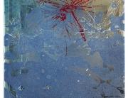 Pollini Volo rosso a 30x30x3,5
